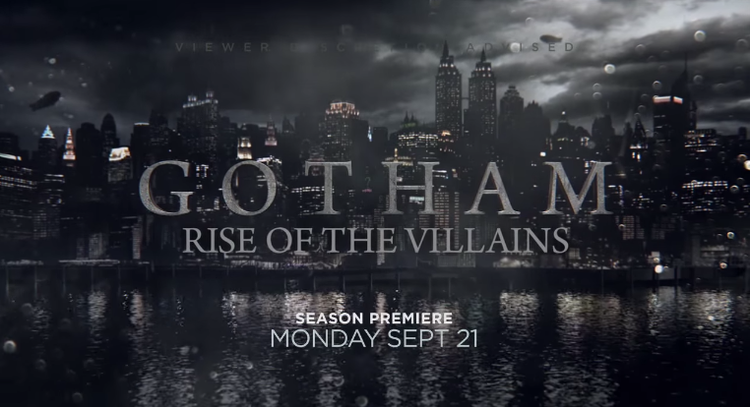 Gotham Rise of the Villains