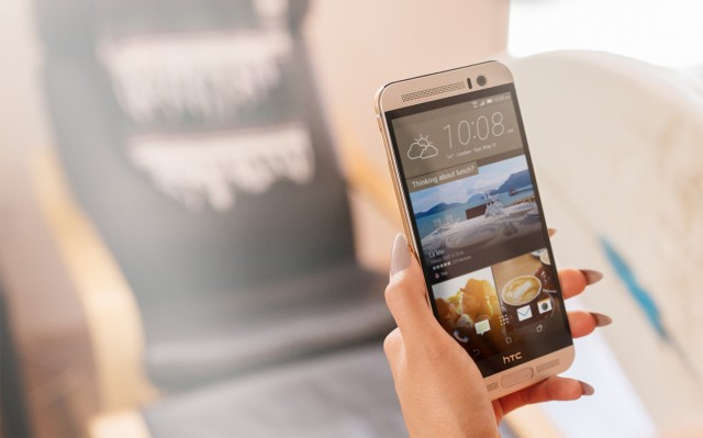 HTC One M9 Plus Europe 01
