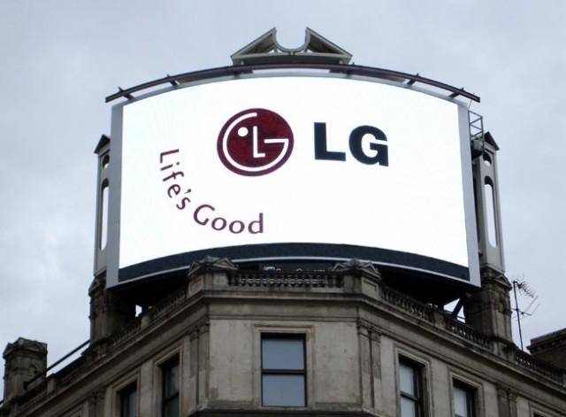 LG Sign Logo