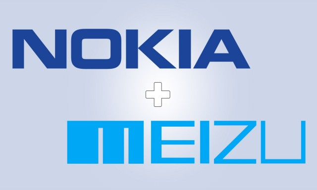 Nokia with Meizu