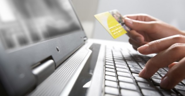 credit card internet