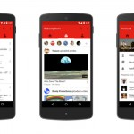 youtube mobile app