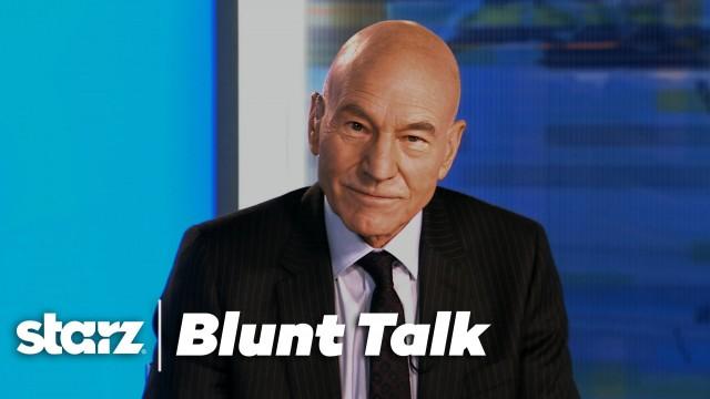 Blunt Talk Patrick Stewart