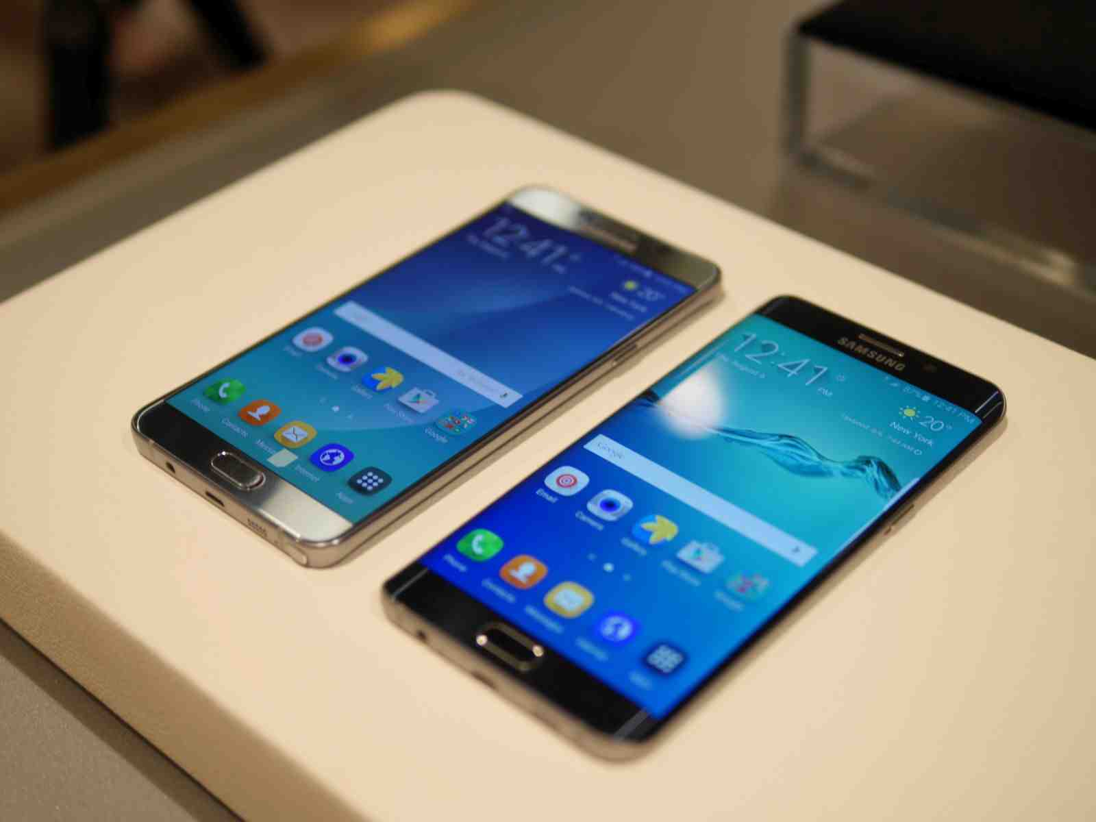 Samsung Galaxy Note 5: Hands-on