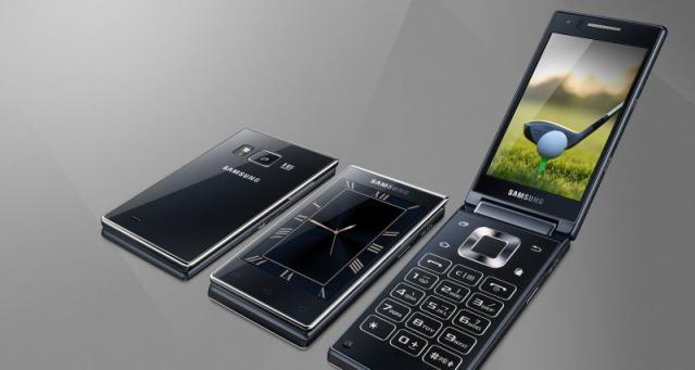 Samsung Flip Phone 1