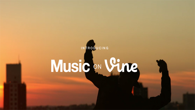 music on vine