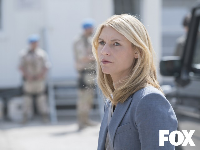 Claire Danes as Carrie Mathison in Homeland (Season 5, Episode 2). - Photo: Stephan Rabold/SHOWTIME - Photo ID: Homeland_502_0758.R