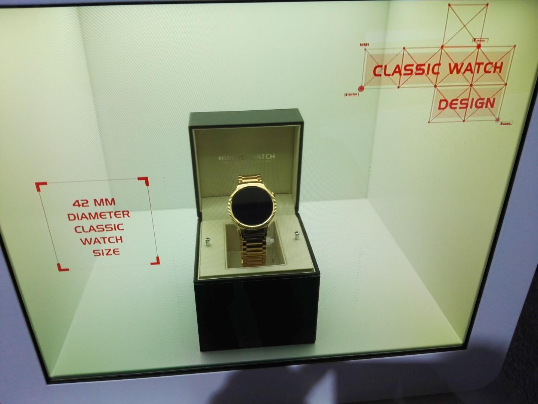 Huawei Watch ή όταν η μόδα... συναντάει την τεχνολογία ...