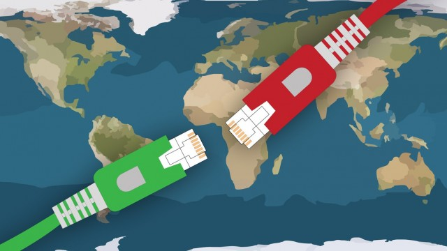 Internet in population