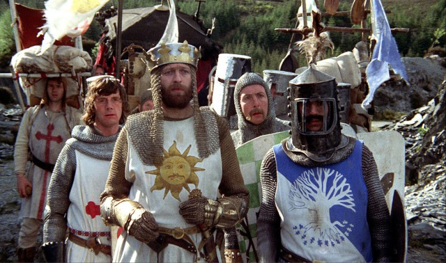 Monty Python And The Holy Grail 1