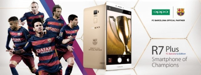 OPPO Smartphone of Champions
