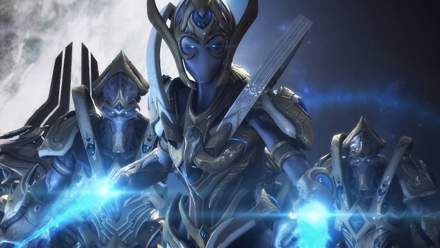 StarCraft II Legacy of the Void (2)