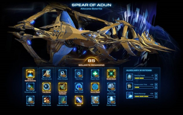 StarCraft II Legacy of the Void (3)