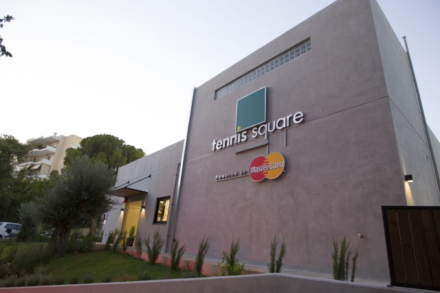 Tennis Square powered by MasterCard