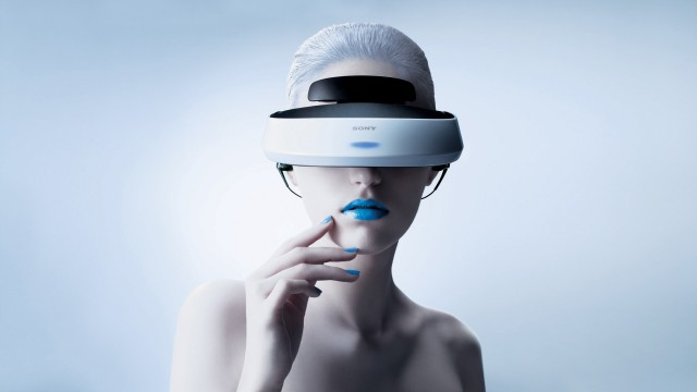 Ps4 Virtual Reality Headset Wallpaper