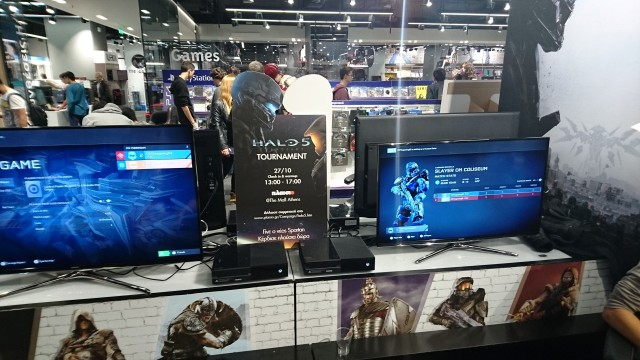Halo 5 Guardians Greek Launch (8)