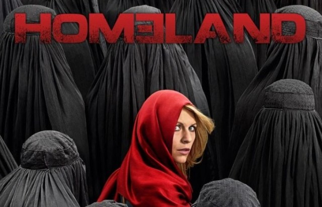 Homeland Season 4- Poster