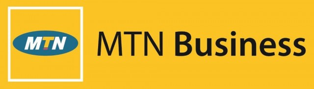 MTN BUSINESS LOGO