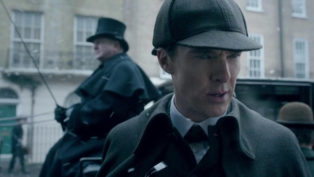 herlock Special- Official TV Trailer - BBC One
