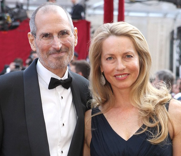 steve jobs laurene powell