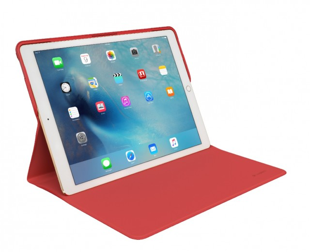Logitech CREATE Any-Angle Protective Case Red low BBB