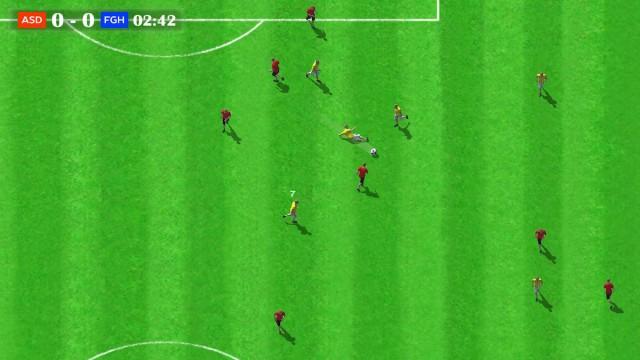 Sociable Soccer C
