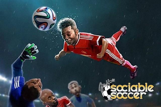 Sociable Soccer b
