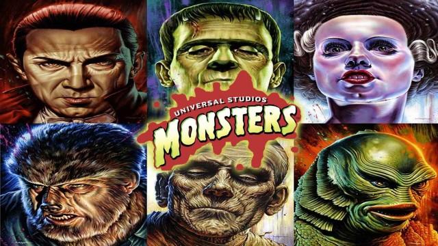Universal Monster Movie Universe