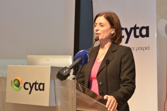 Ιωάννα Παναγιώτου - Επίτροπος Περιβάλλοντος