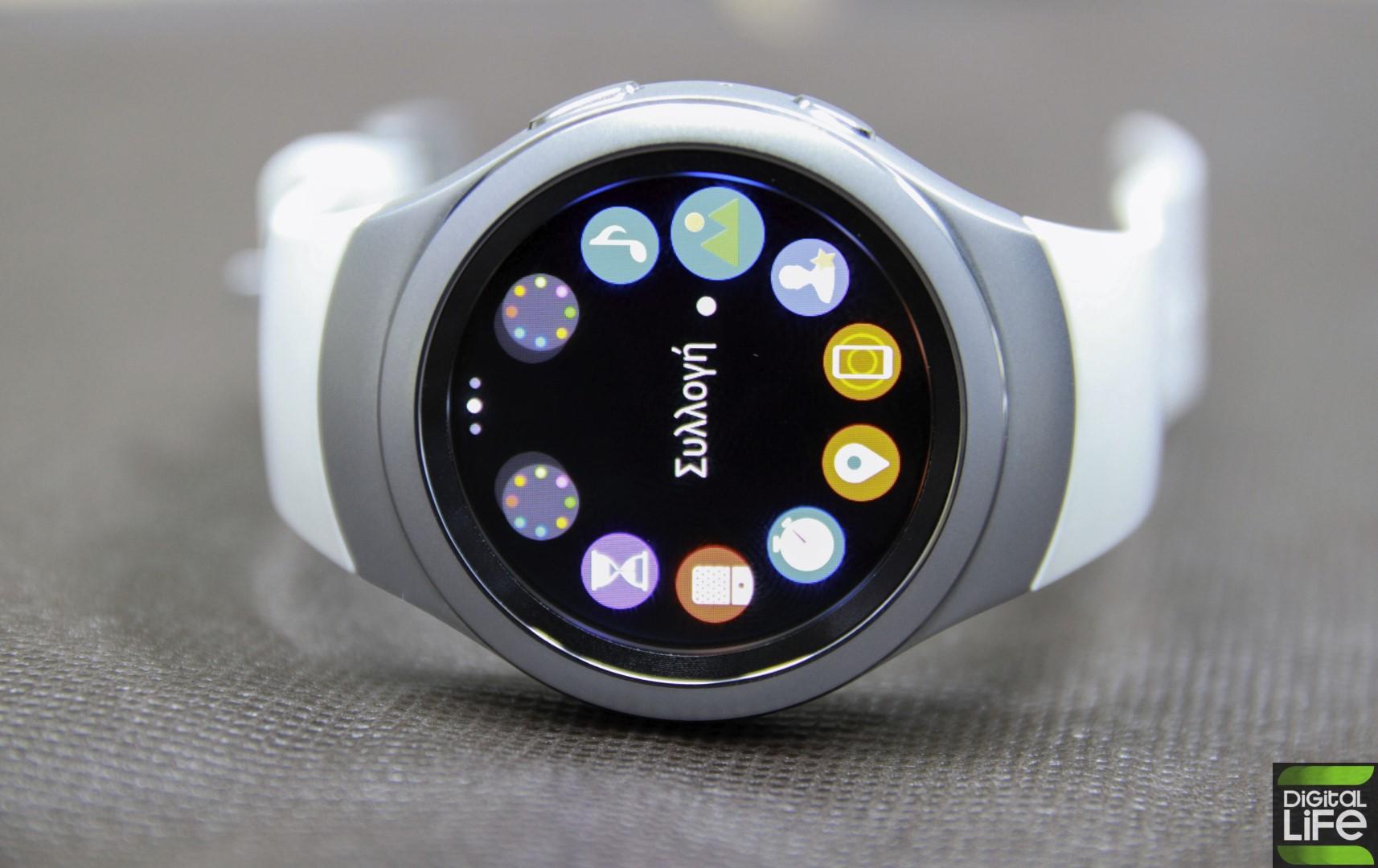 Samsung Gear S2 hands-on: Το smartwatch όπως πρέπει να είναι!