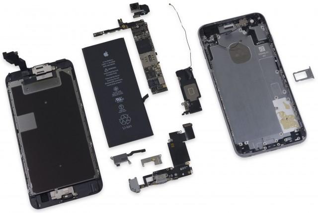 iPhone-6s teardown