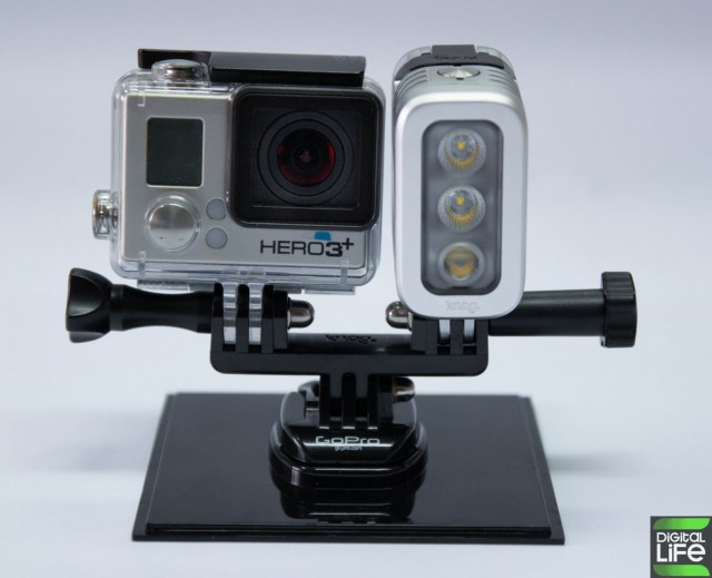 qudos Action Light for GoPro (14)
