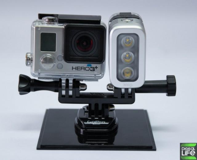 qudos Action Light for GoPro (14)