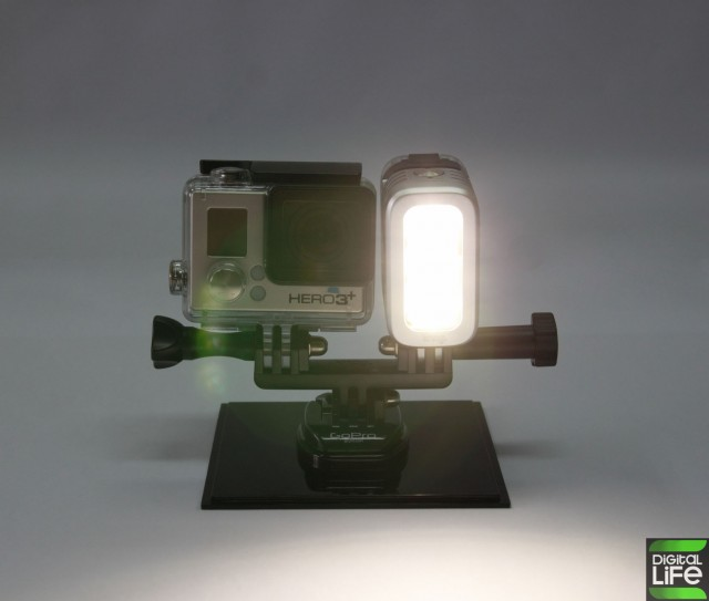 qudos Action Light for GoPro (15)