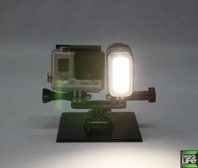 qudos Action Light for GoPro (15)