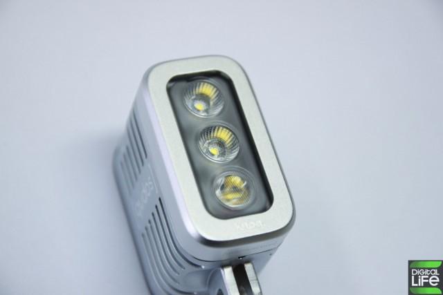 qudos Action Light for GoPro (9)
