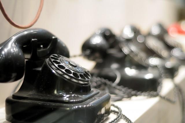 Επιτραπέζια τηλεφωνική συσκευή του 1936
