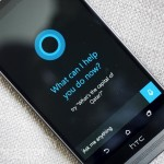 Cortana running on Android