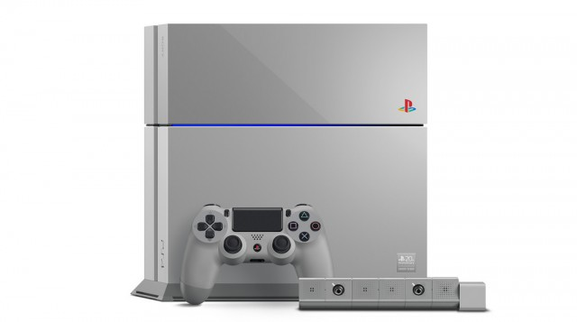 PlayStation 20th Anniversary 1