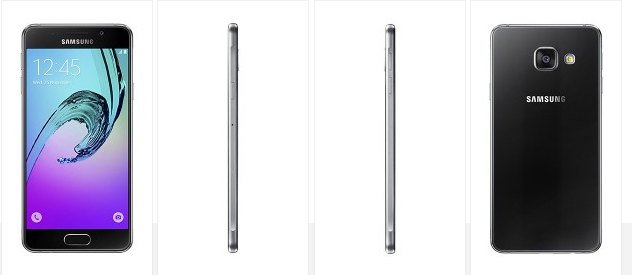 Samsung Galaxy A3 2016