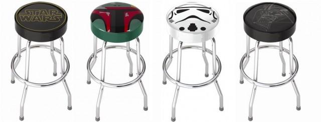 Star Wars Bar Stools