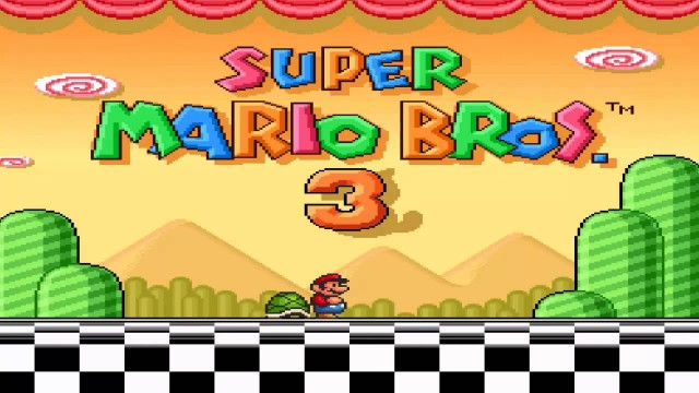 Super Mario Bros 3 Cfg