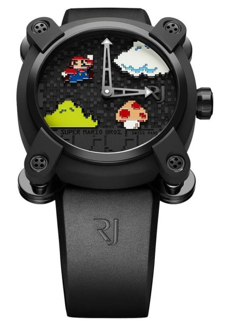 Super Mario Luxury Watch