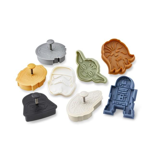 Williams-Sonoma Star Wars 8-Piece Cookie Cutter Set