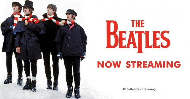 beatles-streaming