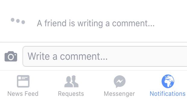 facebook live comment