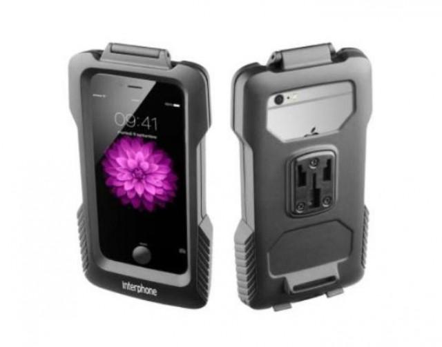 interphone case 6 iphone moto