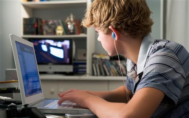 teenager-pc