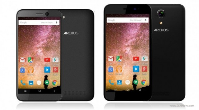 Archos 40 Power and 50 Power