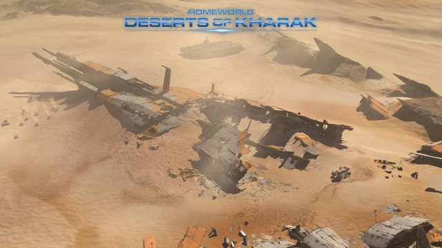 Homeworld deserts of kharak 1
